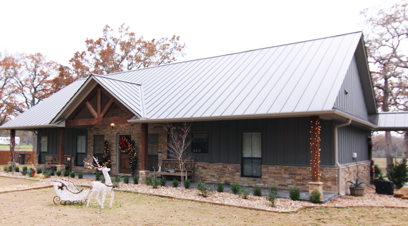 Schiller Ranch on Metal Home Floor Plans Texas
