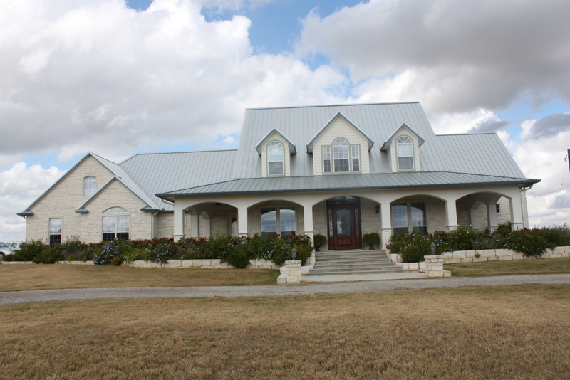 Beautiful custom home in country km custom homes bryan for Beautiful country homes